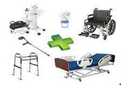 Matériel médical / Maintien à domicile