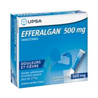 Efferalgan 500 mg Glé en sachet Sach/16 à Agen