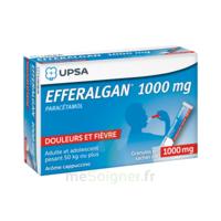 Efferalgan 1g Cappuccino granules 8 sachets à Agen
