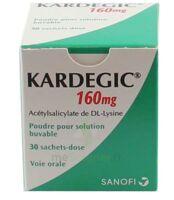 KARDEGIC 160 mg, poudre pour solution buvable en sachet à Agen