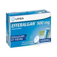 EFFERALGAN 500 mg, comprimé orodispersible à Agen
