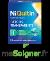 NIQUITIN 21 mg/24 heures, dispositif transdermique Sach/28 à Agen