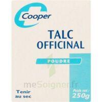 COOPER TALC, bt 250 g à Agen