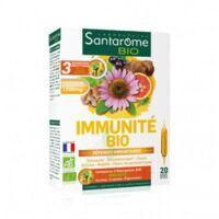Santarome Bio Immunité Solution buvable 20 Ampoules/10ml à Agen