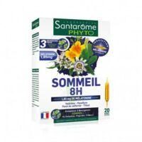 Santarome Bio Sommeil 8H Solution buvable 20 Ampoules/10ml à Agen