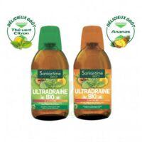Ultradraine Bio Solution buvable Thé vert citron Fl/500ml à Agen