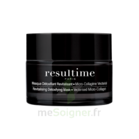 Resultime Masque détoxifiant revitalisant Pot/50ml à Agen