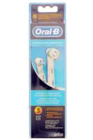 BROSSETTE DE RECHANGE ORAL-B ORTHO CARE ESSENTIALS x 3 à Agen