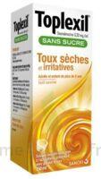 TOPLEXIL 0,33 mg/ml sans sucre solution buvable 150ml à Agen