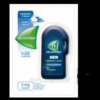 NICORETTE 2 mg Cpr à sucer T/20 à Agen