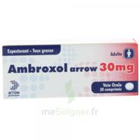 AMBROXOL ARROW 30 mg, comprimé à Agen