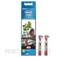 Oral-B Stages Power Star Wars 2 brossettes à Agen