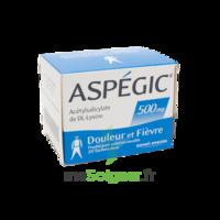ASPEGIC 500 mg, poudre pour solution buvable en sachet-dose 20 à Agen