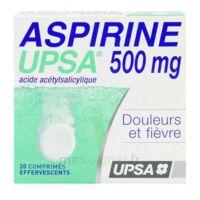 ASPIRINE UPSA 500 mg, comprimé effervescent à Agen