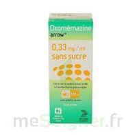 OXOMEMAZINE ARROW 0,33 mg/ml SANS SUCRE, solution buvable édulcorée à l'acésulfame potassique à Agen