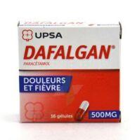 DAFALGAN 500 mg Gélules 2plq/8 (16) à Agen