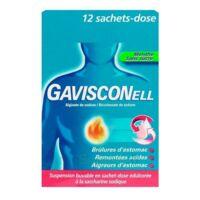 GAVISCONELL Suspension buvable sachet-dose menthe sans sucre 12Sach/10ml à Agen