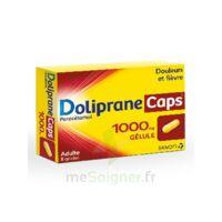 DOLIPRANECAPS 1000 mg Gélules Plq/8 à Agen