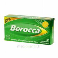 Berocca Comprimés effervescents sans sucre T/30 à Agen