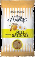 Les Douceurs d'Amelys Bonbons Fourré miel du gatinais Sachet/100g à Agen