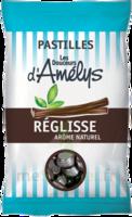Les Douceurs d'Amelys Pastilles Réglisse Sachet/100g à Agen