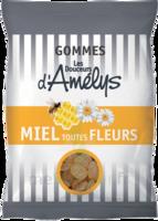 Les Douceurs d'Amelys Gommes Miel toutes fleurs Sachet/100g à Agen