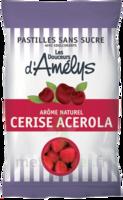 Les Douceurs d'Amelys Pastilles Cerise acérola sans sucre Sachet/80g à Agen
