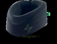 Cervix 2 Collier cervical semi-rigide noir/vert H7,5cm T3 à Agen