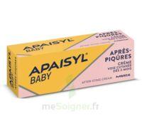 Apaisyl Baby Crème irritations picotements 30ml à Agen